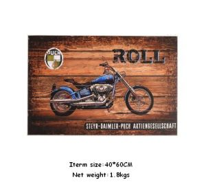 Custom Design Wood Plaque Signs Wholesale pictures & photos