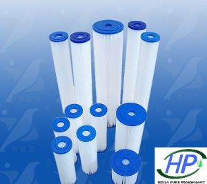 "Paper Pleated Filter for RO Water Equipment (10"" /20"") pictures & photos"