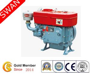 22HP Singke Cylinder Protable Water Cooled Diesel Engine (ZS1115)