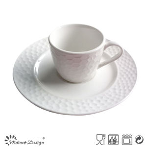 High Quality Porcelain Cup and Saucer pictures & photos