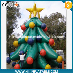 Best-Sale Christmas Use Inflatable Tree Decoration