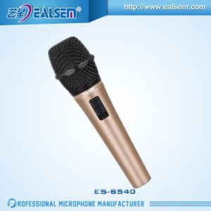 Hote Sale High Quality Condenser Microphone Es-6540