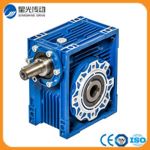 RV Series 220V 90 Degree Worm Motor Reducer pictures & photos