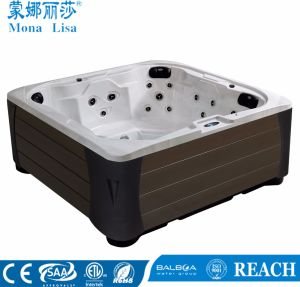 Monalisa Mini Round SPA Hot Tub for 4 Person (M-3383) pictures & photos