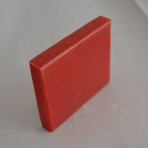 Red Good Quality PE Plastic Sheet / Board pictures & photos