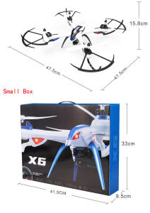 H16 Tarantula Drone 4CH RC Quadcopter with Hyper Ioc