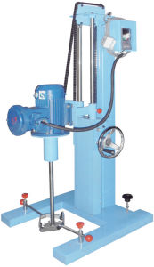 Laboratory High Speed Turbine Mixing Machine pictures & photos
