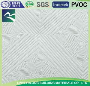 PVC Gypsum Ceiling for Suspension pictures & photos
