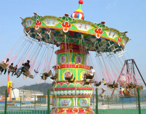 Mantong Attraction Themes Park Rides Flying Chair/Dancing Chairs in The Sky Equipment Sale pictures & photos