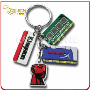 Factory Supply Promotion Gift Customized Soft PVC Key Chain pictures & photos