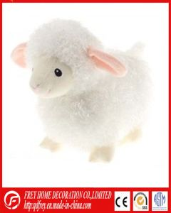 Hot Sale Plush Lamb Toy for Christmas Holiday pictures & photos