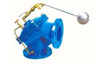 Angle Water Lever Setting Valve pictures & photos