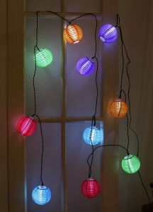 Solar Lantern Wind Chime Garden Lights pictures & photos