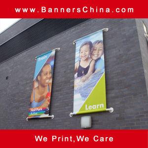 China Custom Outdoor Wall Hanging Banner China Blockout