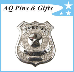 Professional Manufacturer Custom Made Police Badge (badge-231) pictures & photos