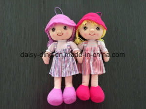 Plush Dolls with Colorful Skirt pictures & photos