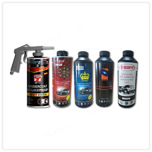 Car Rustproof Rubberized Chasis Undercoating Spray Paint pictures & photos