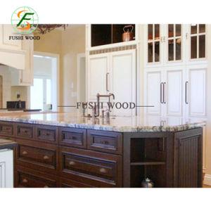 Modern Design Wooden Color Melamine Kitchen Cabinets Made Of China