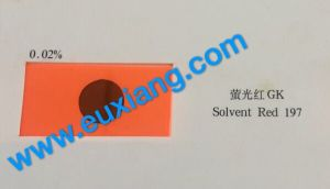 Solvent Red 197 (disperse red 277) Dyes for Textile CAS No 52372-39-1