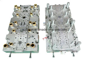 Series Motor Progressive Die, High Speed Tow Row Mould pictures & photos