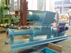 "Xinglong Single Screw Pump with a Stirrer for ""Broken Bridge"" pictures & photos"