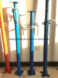 Construction Metal Adjustable Scaffolding Prop/Scaffolding Prop Jack pictures & photos