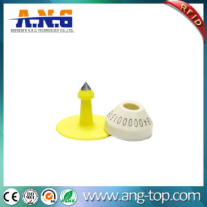 Animal Management TPU UHF Passive RFID Ear Tag pictures & photos