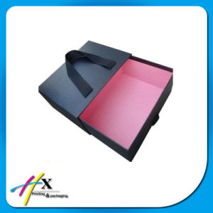 Recyclable Custom Rigid Drawer Handle Gift Shoes Packaging Box pictures & photos