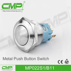 Latching Push Button Switch (MP22S1/H11Z) pictures & photos