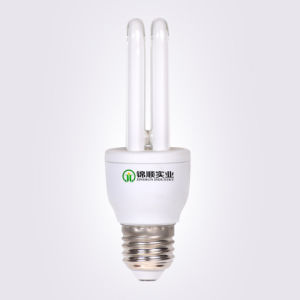 U Shape CFL Lamp Energy Saving Bulbs pictures & photos