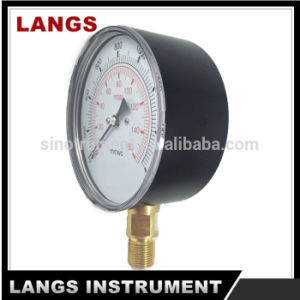 065 Capsule Low Pressure Gauge pictures & photos