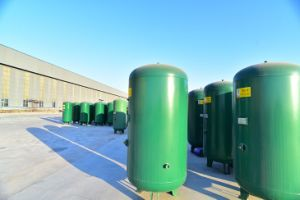 New Carbon Steel Air Storage Tank (Adsorption filtration container)