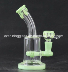 USA Popular Glass Water Pipes Bubbler for Smoking pictures & photos