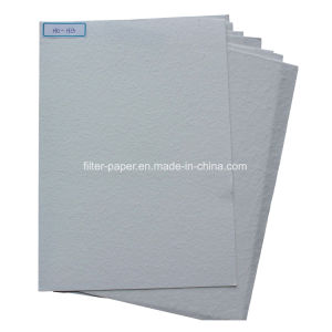 H13 Microfiber Glass HEPA Air Filter Paper