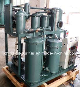 Multi-Function Vacuum Hydraulic Oil Purification Appliance/Hydraulic Oil Purifier Tya pictures & photos