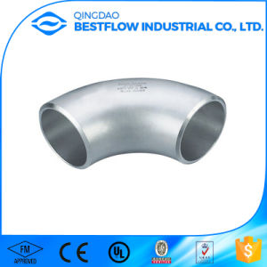 Stainless Steel Butt Welded Pipe Fitting pictures & photos