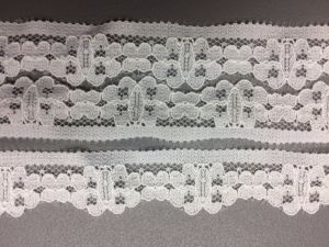Elastic Lace Trimming for Underwear Evening Dress Lingerie pictures & photos