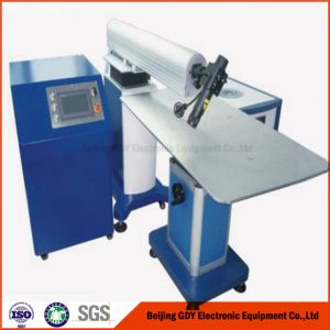 Portable Laser Welding Machine for Advertising Words pictures & photos
