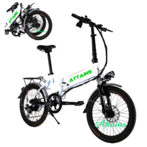16/20 Inch Foldable Electric Bicycle pictures & photos