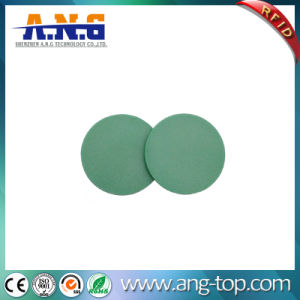 Waterproof ABS Passive RFID Disc Tag for Metro Tickets pictures & photos