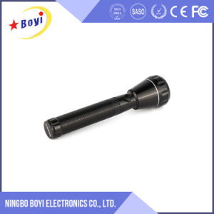 Promotion Bulk Cheap High Power Rechargeable LED Flashlight pictures & photos