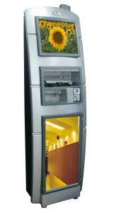 Coin Operated Mobile Phone Charger Station (CLY-18-1A)