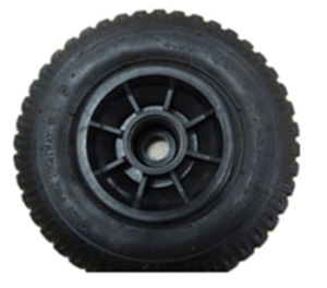2.50-4 Small Pneumatic Wheels and Tyre for Wheel Barrow