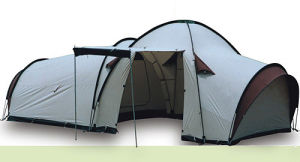 Double Skin Hiking Camping Tent (MW4011) pictures & photos