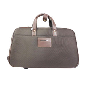 Oxford New Fashion Shoulder Travel Trolley Bag For