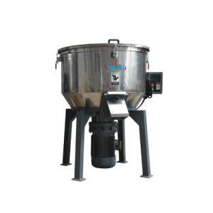 Stainless Steel Plastic Resin Color Mixer for Sale