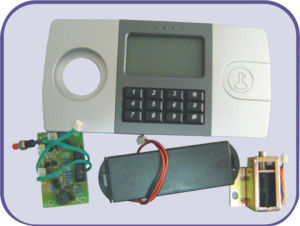Electronic Home Safe Lock for Safe (MG-LCD) pictures & photos