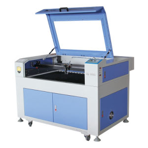 Glass Laser Engraving Machine Jq9060 pictures & photos
