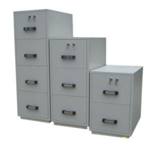 UL Certified Fire Resistant Filing Cabinet, Metal Cabinet