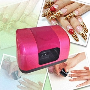 Eget Nail Printer Sp-N06b2 Which Can Print on 5 Hand Nails, with FCC, CE (SP-N06B2)